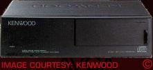Kenwood KDCC600