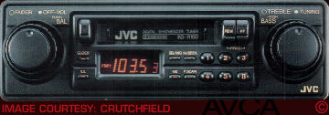 JVC KSR160
