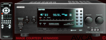 Kenwood KRV990D