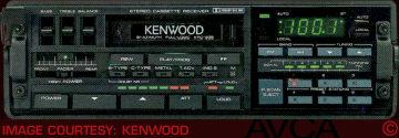 Kenwood KRC838