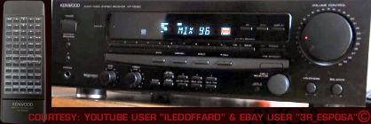 Kenwood KRV6050