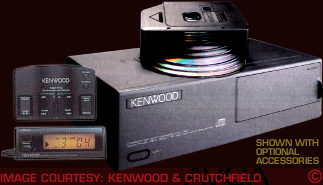 Kenwood KDCC601