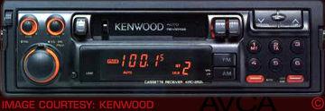 Kenwood KRC252D