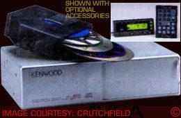 Kenwood KDCC603