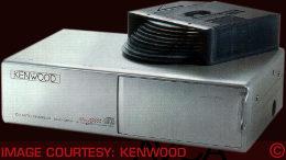 Kenwood KDCC604