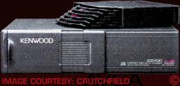 Kenwood KDCC661