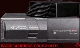 Kenwood KDCC712
