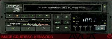 Kenwood KDC9R
