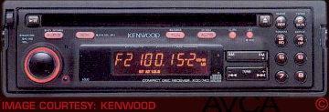Kenwood KDC75R