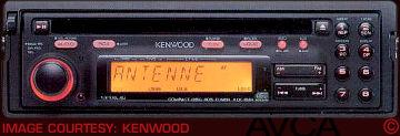 Kenwood KDC85R