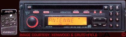 Kenwood KDC95R