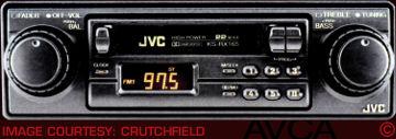 JVC KSRX165