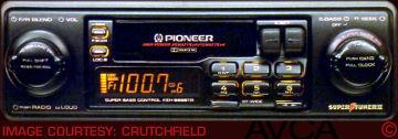 Pioneer KEH9898TR