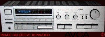 Kenwood KR820