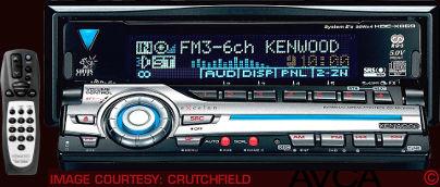 Kenwood KDCX869