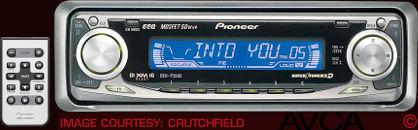 Pioneer DEHP2600