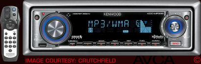 Kenwood KDCMP332