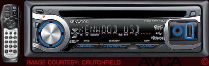 Kenwood KDCMP442U