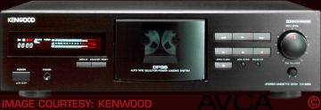 Kenwood KX3080