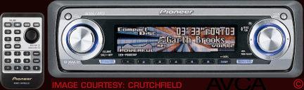 Pioneer DEHP8600MP