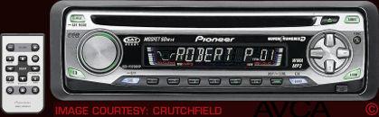 Pioneer DEHP3700MP
