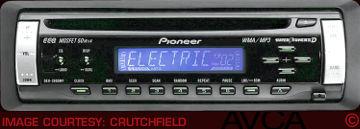 Pioneer DEH2800MP