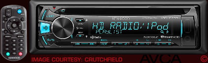 Kenwood KDCHD262U