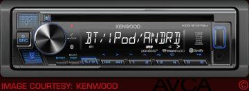 Kenwood KDCBT275U