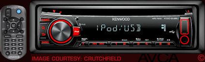 Kenwood KDC248U