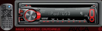 Kenwood KDC252U