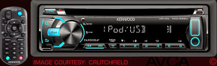Kenwood KDC255U