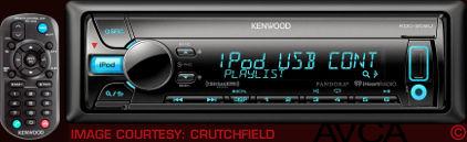 Kenwood KDC358U