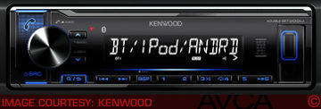 Kenwood KMMBT222U