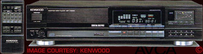 Kenwood DP1100D