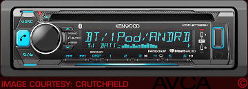 Kenwood KDCBT365U