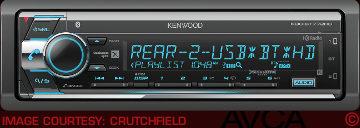 Kenwood KDCBT772HD