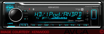 Kenwood KMMBT522HD