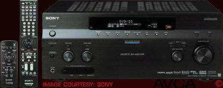 Sony STRDA3300ES