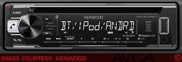 Kenwood KDCBT268U