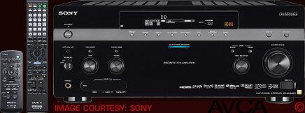 Sony STRDA5500ES