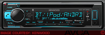 Kenwood KDCBT368U