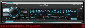 Kenwood KDCBT568U