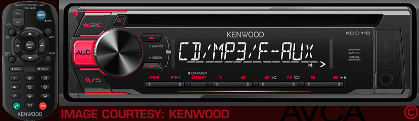 Kenwood KDC118