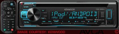 Kenwood KDC268U