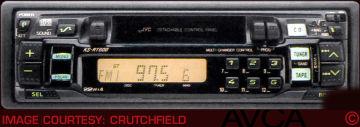 JVC KSRT600