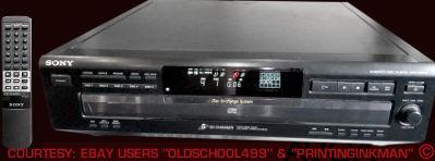 Sony CDPCE315