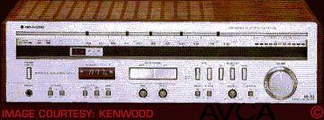 Kenwood KR750