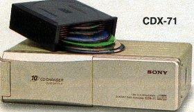 Sony CDX71