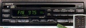 Sony CDX5460