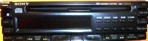Sony CDXU8000